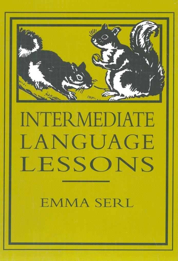 Intermediate Language Lessons als Buch