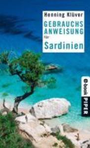 Gebrauchsanweisung für Sardinien als eBook