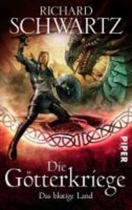 Die Götterkriege 03. Das blutige Land als eBook