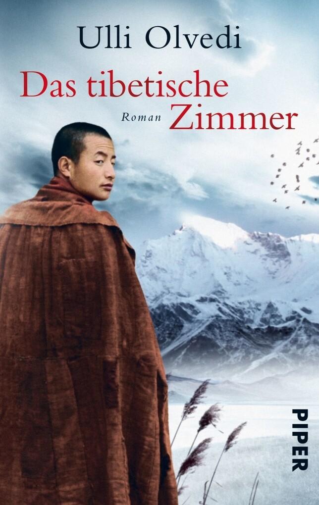 Das tibetische Zimmer als eBook von Ulli Olvedi