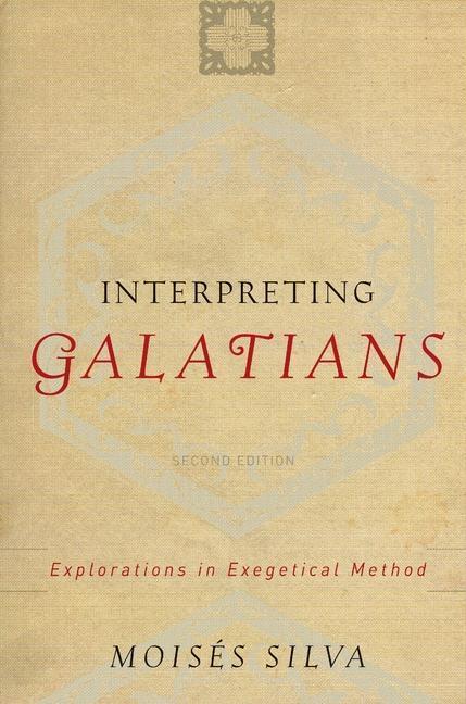 Interpreting Galatians: Explorations in Exegetical Method als Taschenbuch