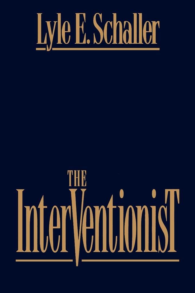 The Interventionist als Taschenbuch