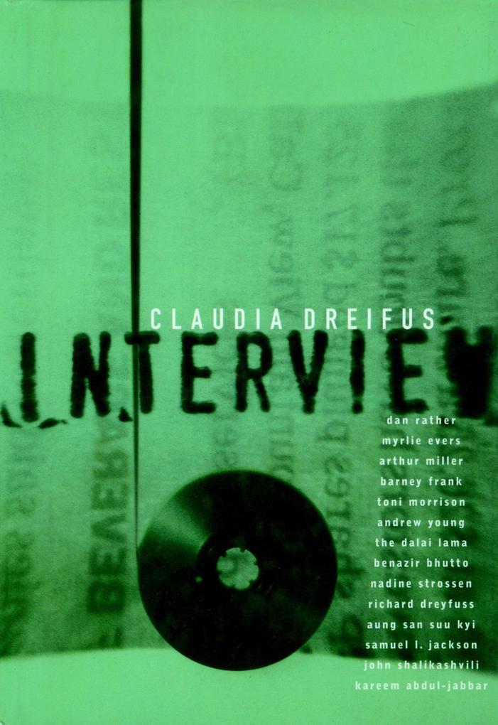 Interview als Buch
