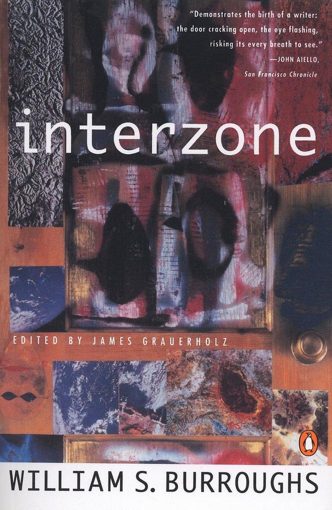 Interzone als Taschenbuch