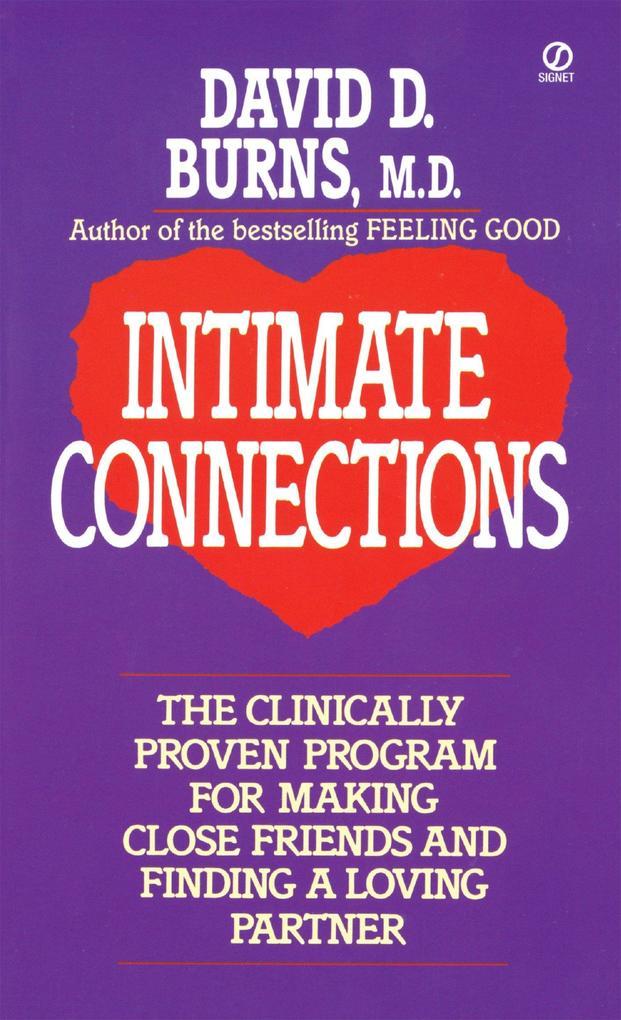 Intimate Connections als Taschenbuch