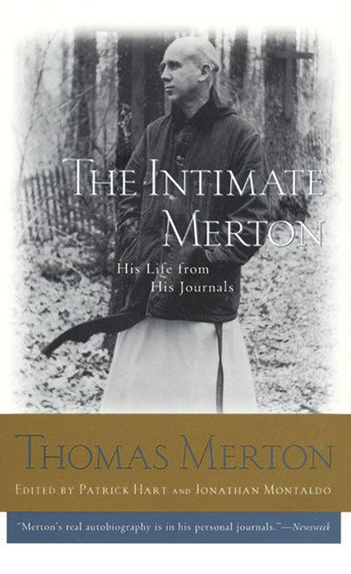 The Intimate Merton: His Life from His Journals als Taschenbuch