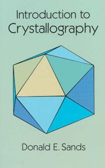 Introduction to Crystallography als Taschenbuch