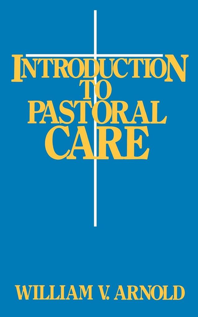 Introduction to Pastoral Care als Taschenbuch