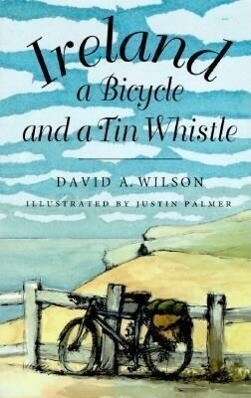 Ireland, a Bicycle, and a Tin Whistle als Taschenbuch