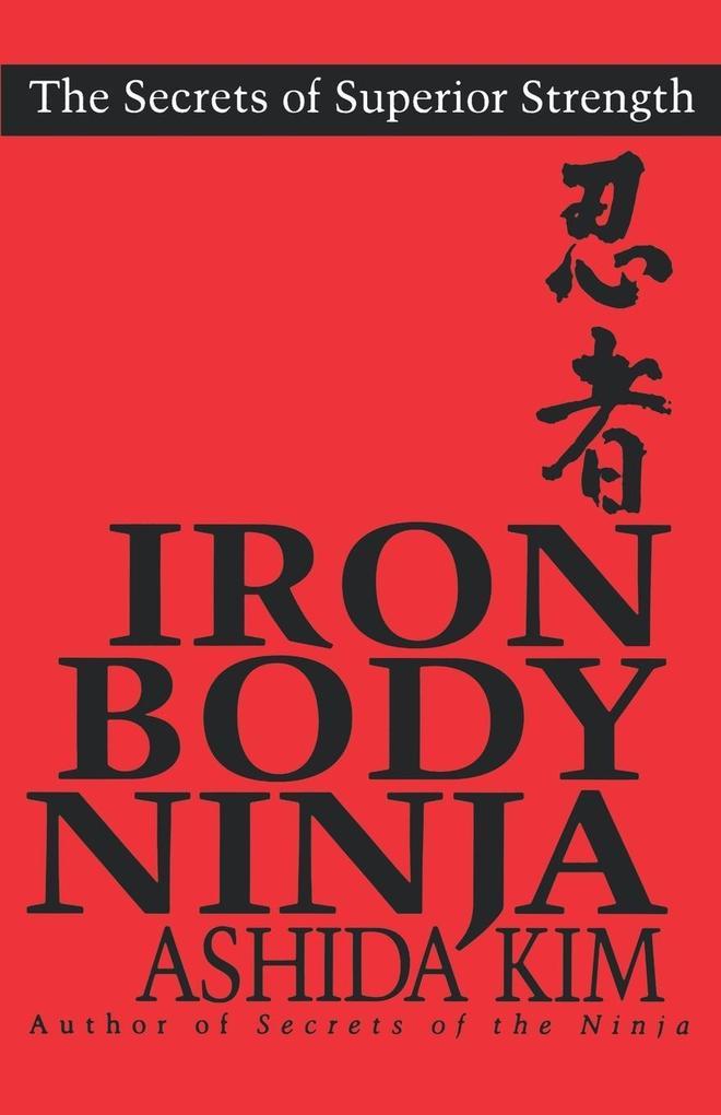 Iron Body Ninja als Buch