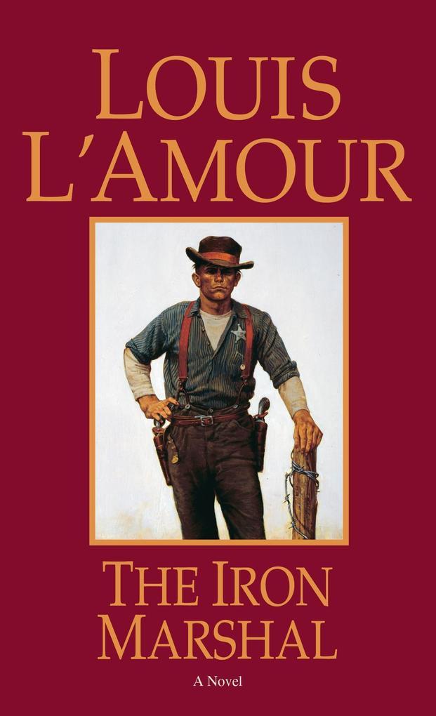 The Iron Marshal als Taschenbuch