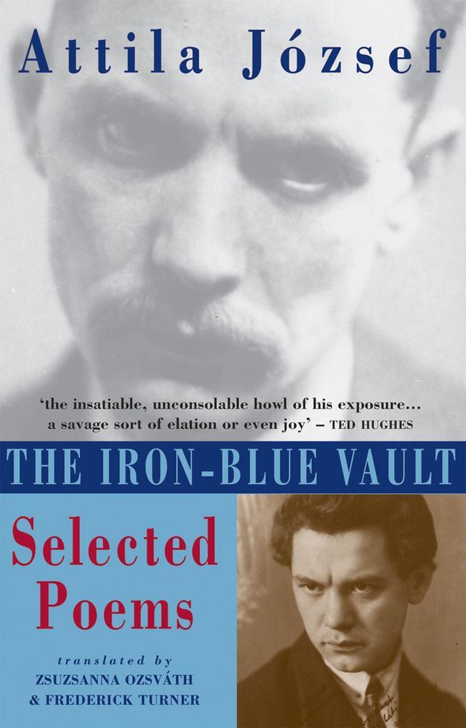 Iron-Blue Vault Selected Poems als Taschenbuch