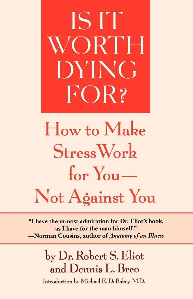 Is It Worth Dying For? als Taschenbuch
