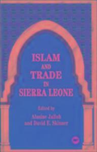 Islam And Trade In Sierra Leone als Taschenbuch