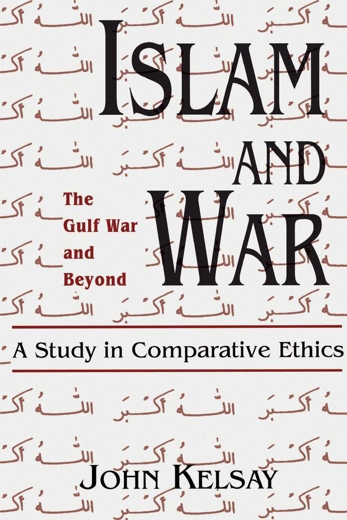 Islam and War als Buch