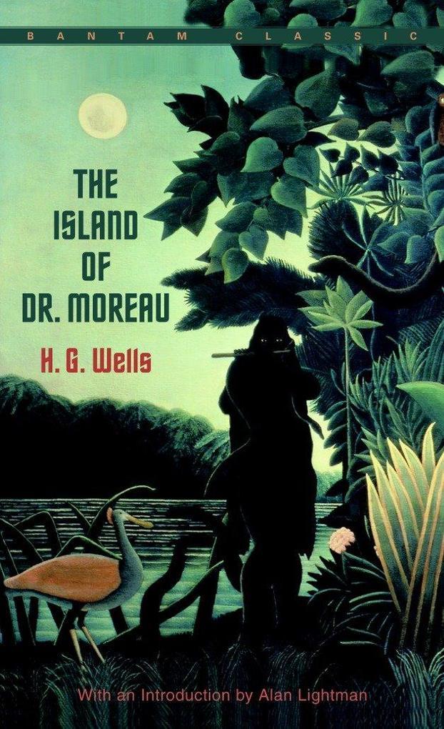 The Island of Dr. Moreau als Taschenbuch