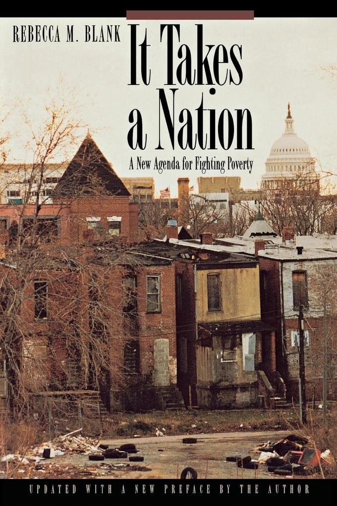 It Takes a Nation: A New Agenda for Fighting Poverty - Updated Edition als Taschenbuch