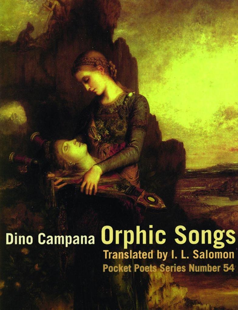 Orphic Songs als Taschenbuch