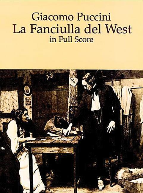 La Fanciulla del West in Full Score als Taschenbuch