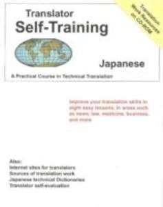 Translator Self-Training Program, Japanese als Taschenbuch