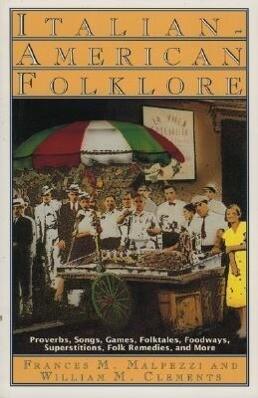 Italian-American Folklore als Taschenbuch