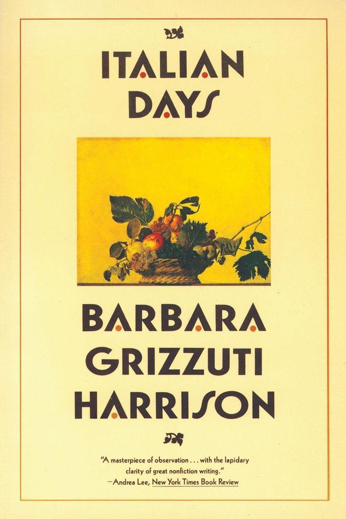 Italian Days als Taschenbuch