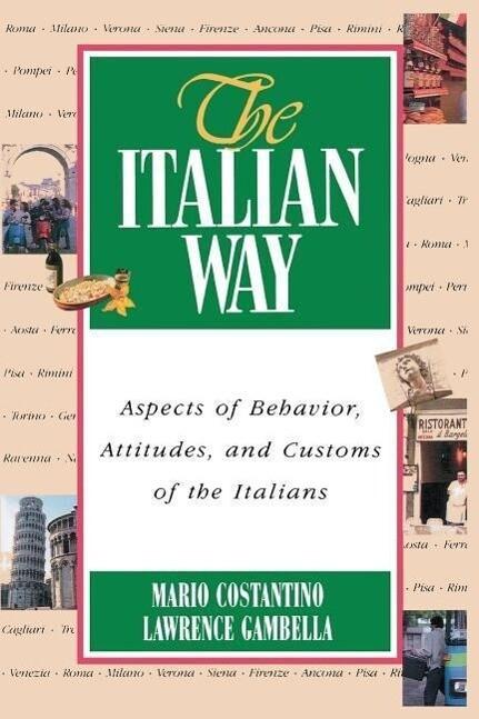 The Italian Way als Taschenbuch