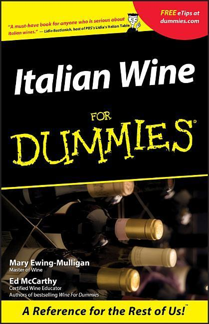Italian Wine for Dummies. als Buch