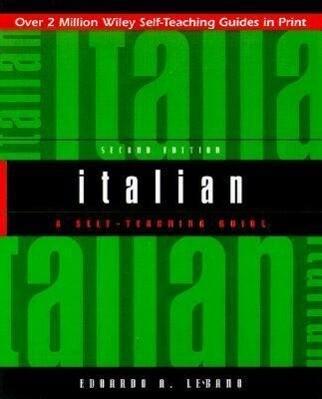 Italian als Buch