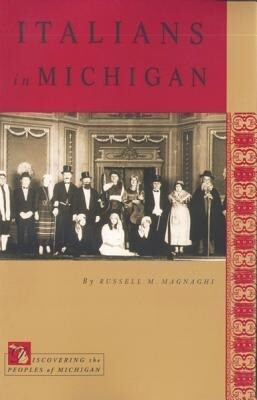 Italians in Michigan als Taschenbuch