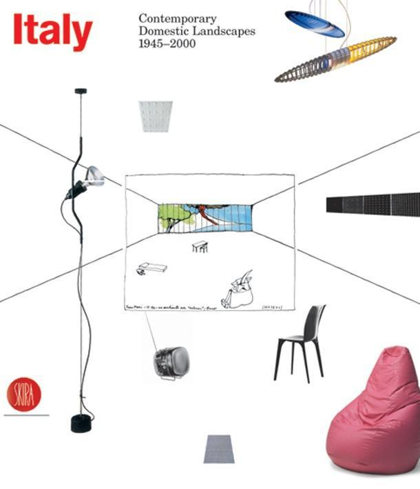 Italy: Contemporary Domestic Landscapes 1945-2000 als Buch