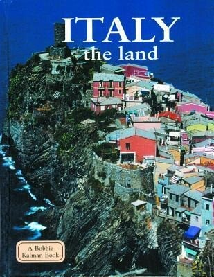Italy the Land als Buch