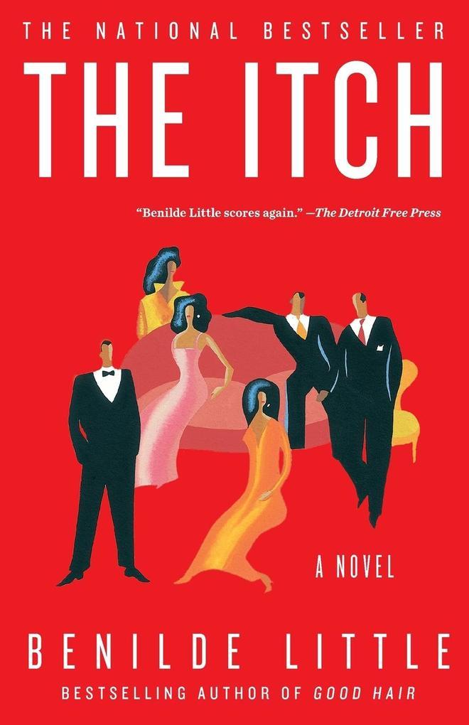 The Itch als Taschenbuch