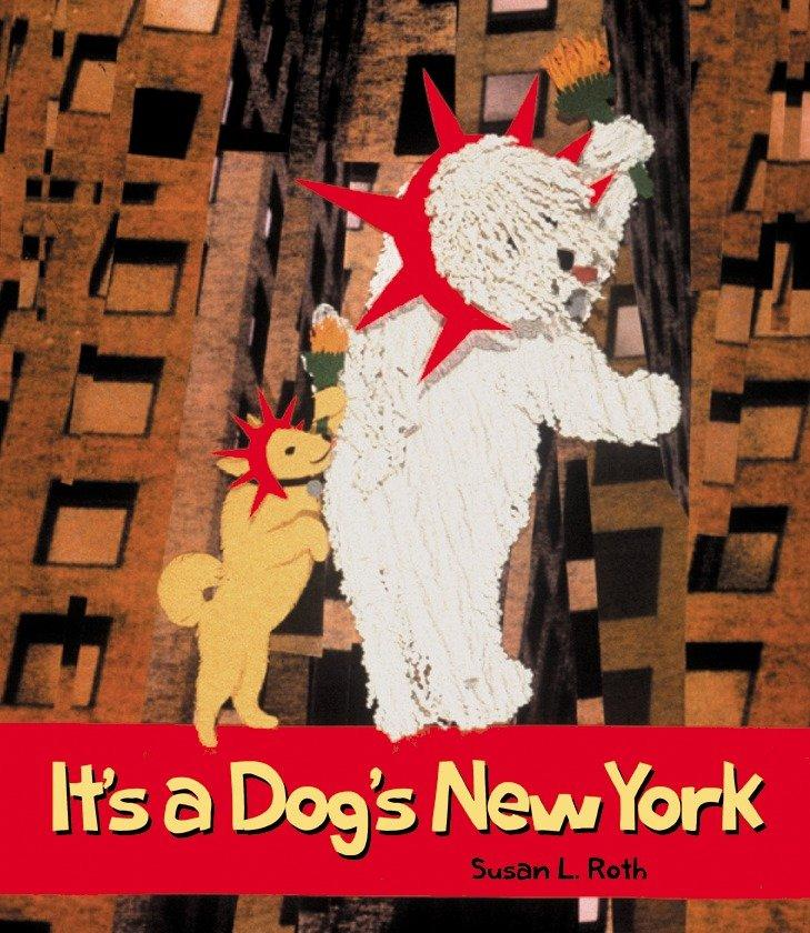 It's a Dog's New York als Buch