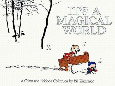 It's a Magical World als Buch