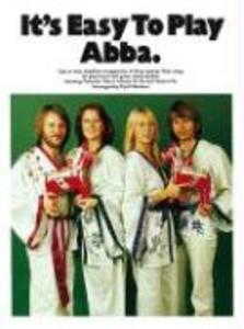 """It's Easy to Play """"Abba"""" als Taschenbuch"""