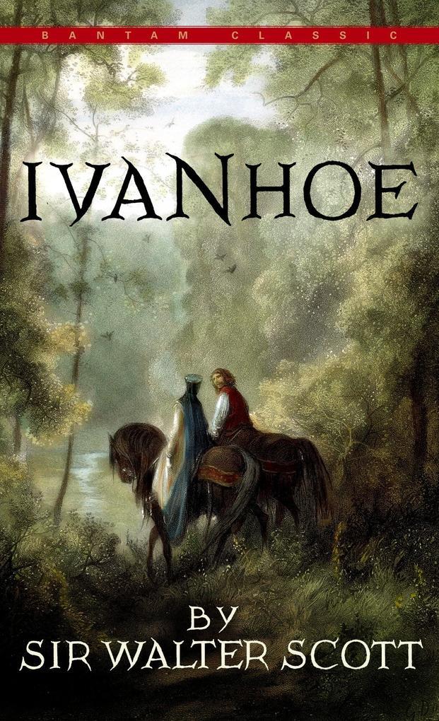 Ivanhoe als Taschenbuch
