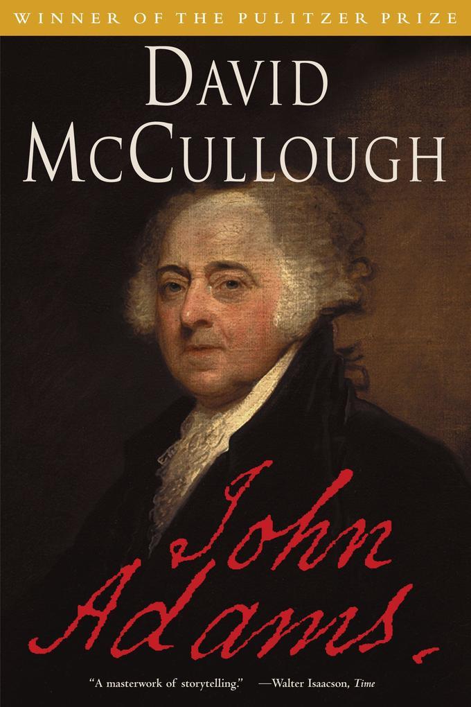 John Adams als Buch
