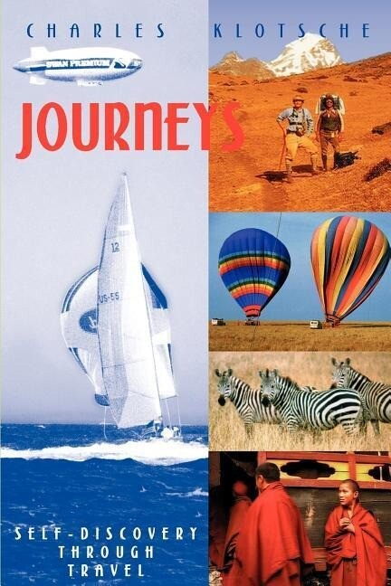 Journeys: Self-Discovery Through Travel als Taschenbuch