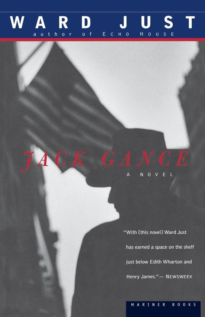 Jack Gance als Taschenbuch