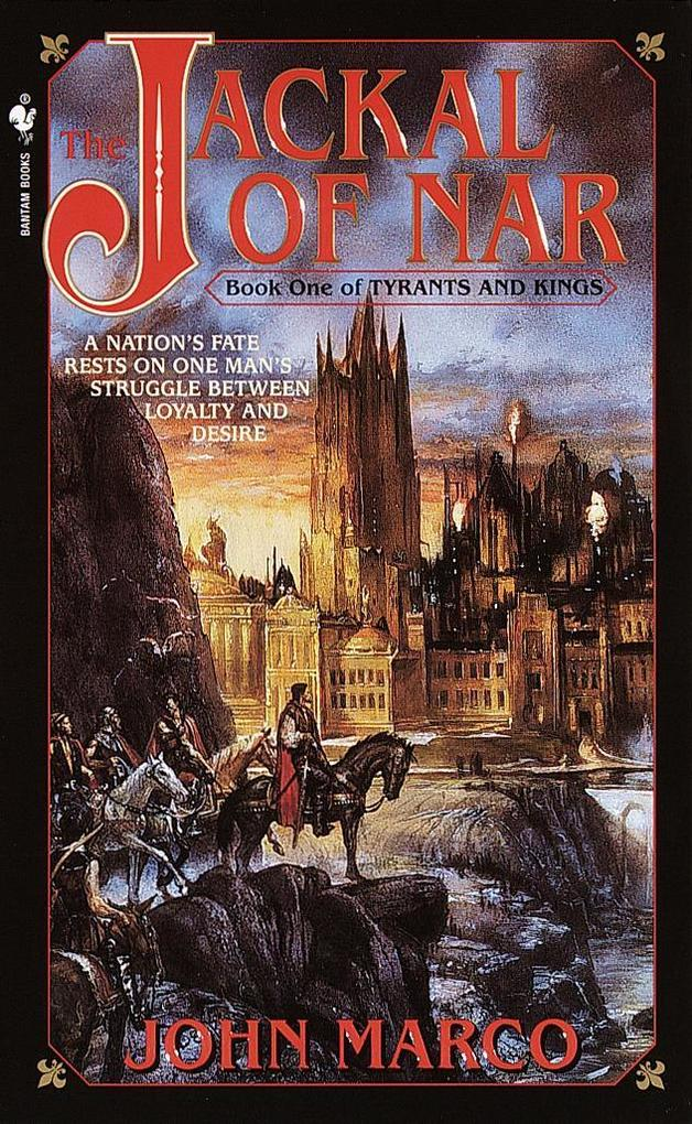The Jackal of Nar: Book One of Tyrants and Kings als Taschenbuch