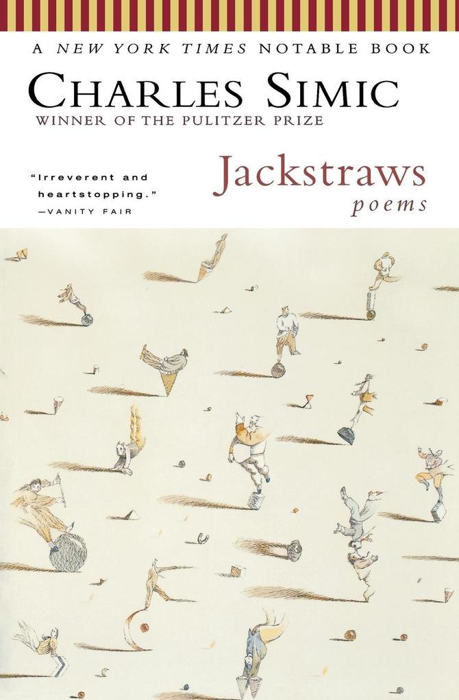 Jackstraws: Poems als Taschenbuch