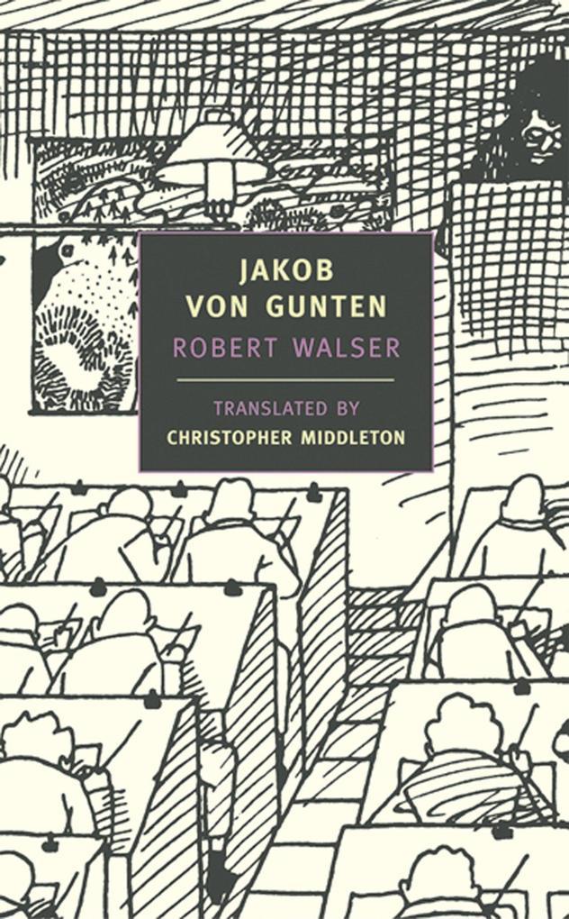 Jakob Von Gunten als Taschenbuch