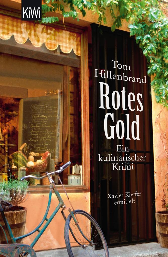 Rotes Gold als Taschenbuch