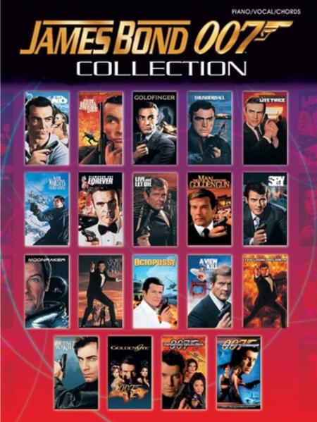 James Bond 007 Collection: Piano/Vocal/Chords als Taschenbuch