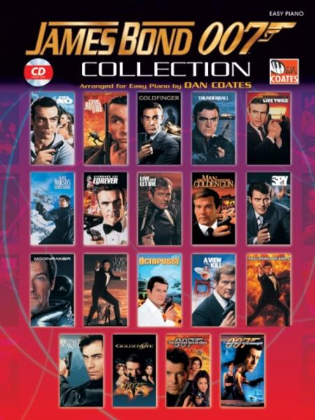 James Bond 007 Collection als Taschenbuch