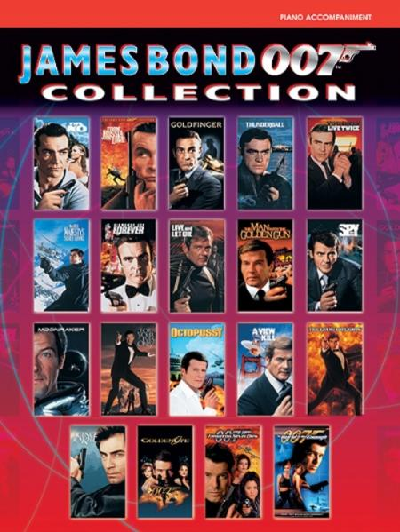 James Bond 007 Collection: Piano Acc. als Taschenbuch