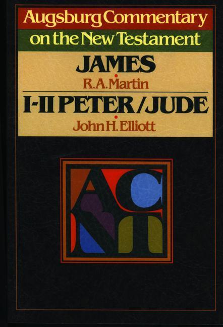 Acnt: James, 1-2 Peter, Jude als Taschenbuch