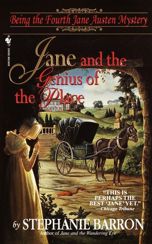 Jane and the Genius of the Place: Being the Fourth Jane Austen Mystery als Taschenbuch