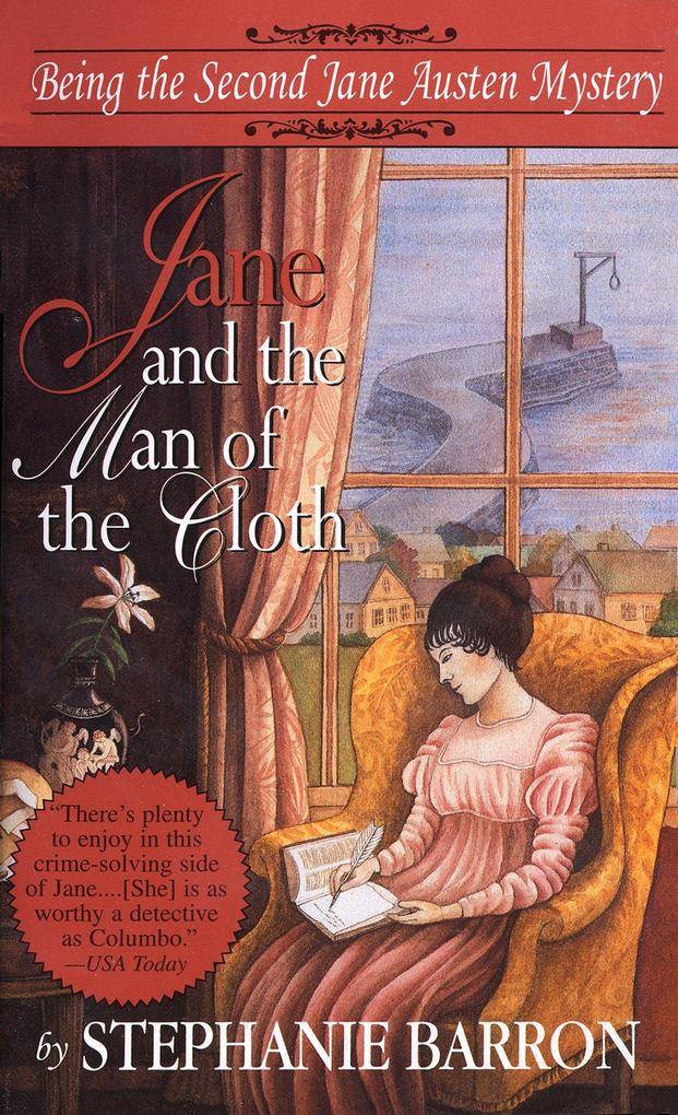 Jane and the Man of the Cloth: Being the Second Jane Austen Mystery als Taschenbuch